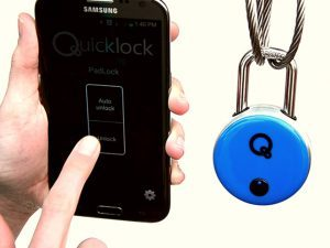 Safetech Products Quicklock Padlock, quicklock padlock