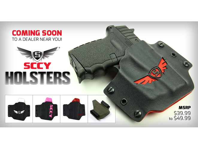 SCCY Holsters, SCCY, SCCY Holster