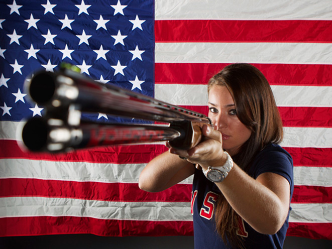 USA Shooting, USA Shooting shotgun team, USA Shooting ISSF