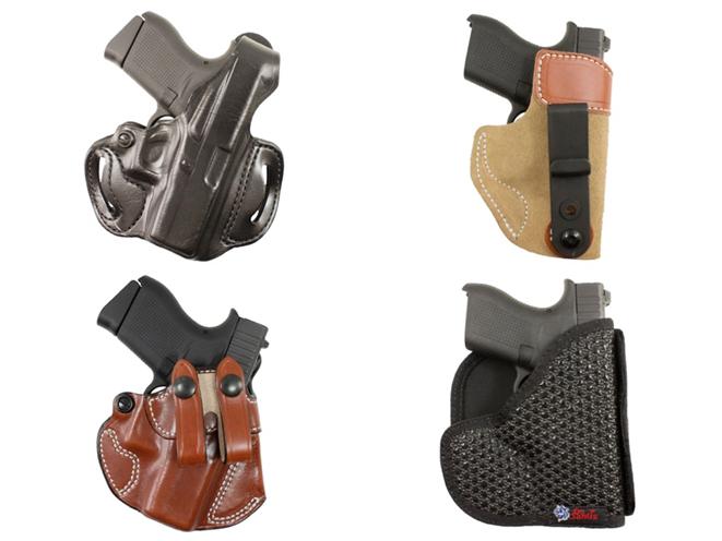 DeSantis Gunhide Unveils 16 Holsters For The Glock 43 9mm