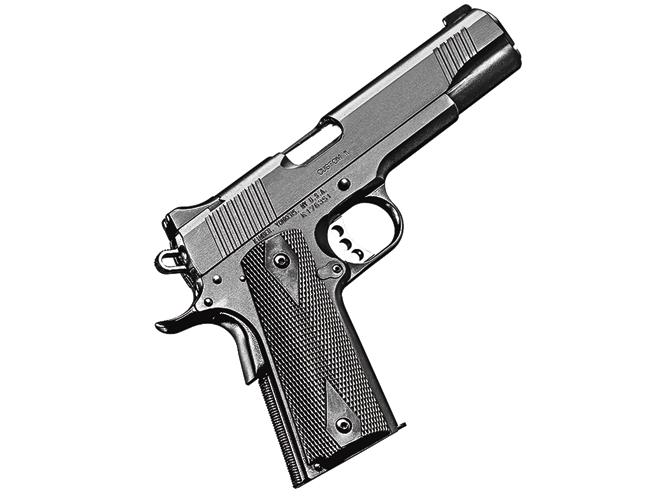 3-gun, 3-gun rifles, 3-gun pistols, 3-gun shotguns, 3 gun, 3-gun competition, KIMBER CUSTOM II