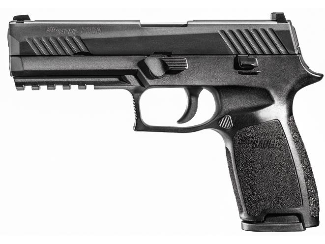 3-gun, 3-gun rifles, 3-gun pistols, 3-gun shotguns, 3 gun, 3-gun competition, SIG SAUER P320