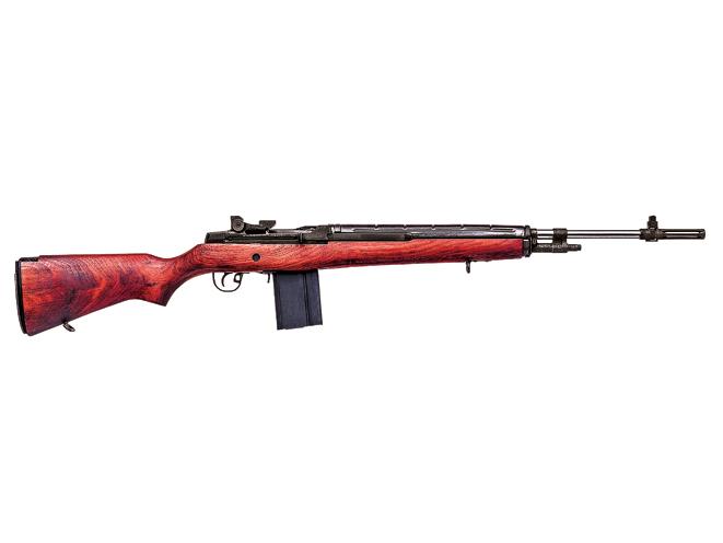 3-gun, 3-gun rifles, 3-gun pistols, 3-gun shotguns, 3 gun, 3-gun competition, SPRINGFIELD M1A NATIONAL MATCH