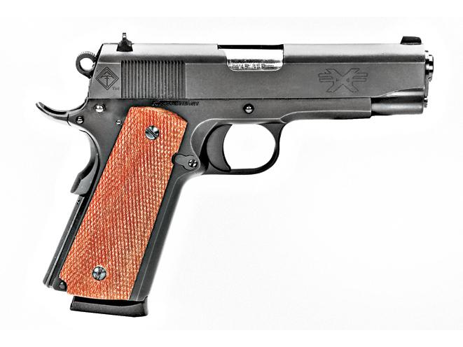 1911, 1911 pistol, 1911 pistols, 1911-style pistols, 1911 gun, 1911 handgun, American Tactical FX45 GI 1911