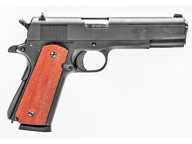 1911, 1911 pistol, 1911 pistols, 1911-style pistols, 1911 gun, 1911 handgun, American Tactical FX45 Military 1911