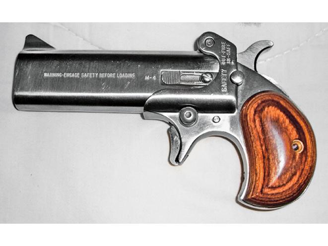 derringers, derringer, revolvers, revolver, mini-revolvers, mini-revolver, american derringer alaska