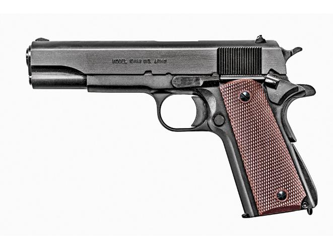1911, 1911 pistol, 1911 pistols, 1911-style pistols, 1911 gun, 1911 handgun, Auto-Ordnance 1911BKO