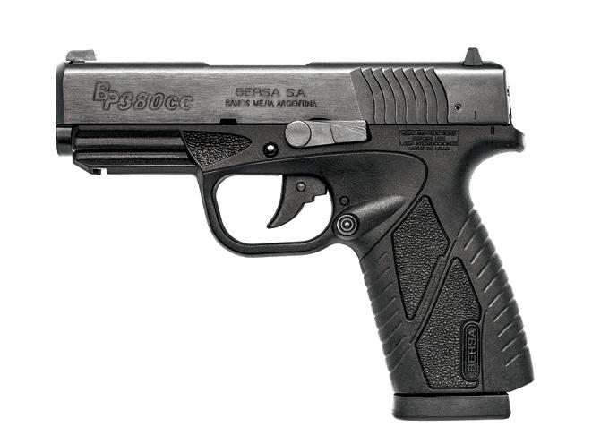 bersa, bersa pistols, bersa gun, bersa concealed carry, bersa bp380cc