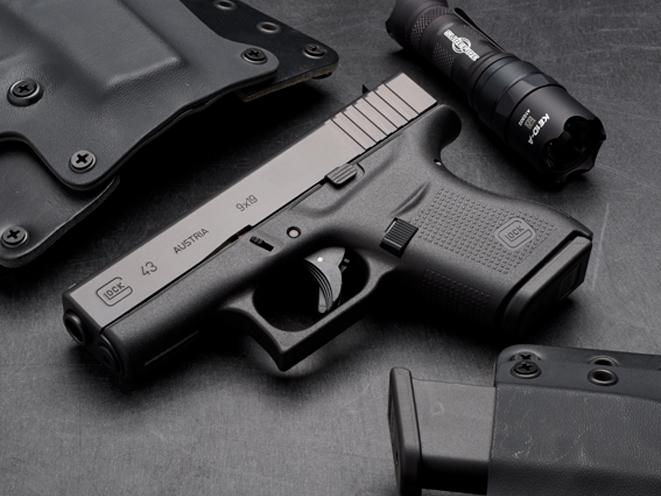 Massad Ayoob Tests The Brand New Glock 43