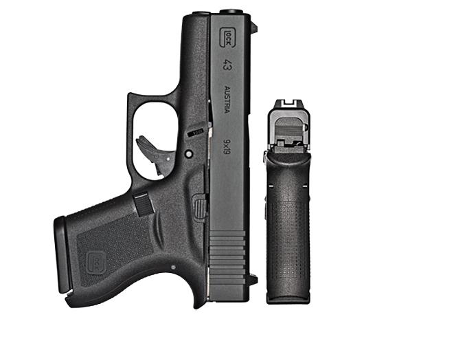 Glock 43, glock, g43, glock 43 9mm, g43 pistol, glock 43 pistol, g43 9mm, glock 43 side