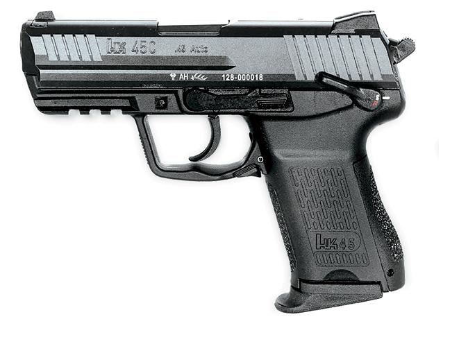 autopistols, autopistol, pistol, pistols, heckler & koch HK45