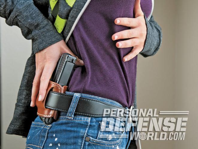 Conceal Full-Size Handguns