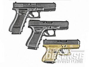 glock, glocks, glock self-defense, glock 26, glock 17, glock 19