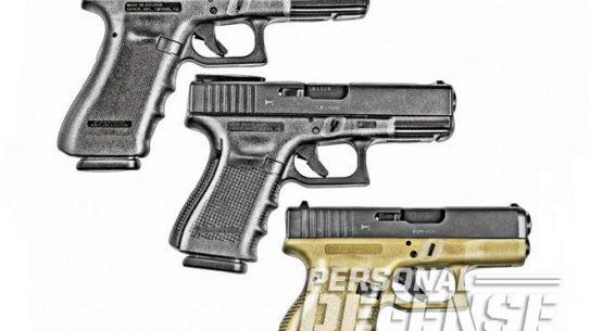 glock, glocks, glock self-defense, glock 26, glock 17, glock 19