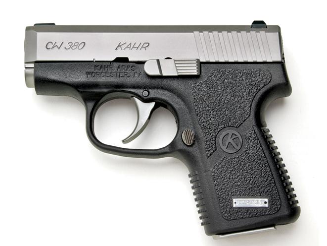 autopistols, autopistol, pistol, pistols, kahr cW