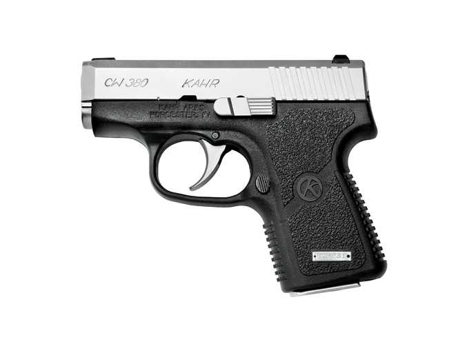 kahr cw380, pocket pistols, .380, self-defense, pocket pistols self-defense, .380 pocket pistols