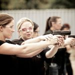 Ladies-Only Firearms Training Classes, firearms training, firearms training class, ladies-only gun training, handgun training