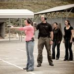 Ladies-Only Firearms Training Classes, firearms training, firearms training class, ladies-only gun training, sig sauer academy class