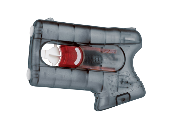 Kimber PepperBlaster II, kimber, pepperblaster II, kimber america, pepperblaster II spray, pepperblaster II gray
