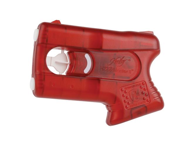 Kimber PepperBlaster II, kimber, pepperblaster II, kimber america, pepperblaster II spray, pepperblaster II product