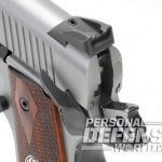 Ruger SR1911 Commander, ruger, ruger SR1911, SR1911CMD, RUGER SR1911CMD safety notch in hammer