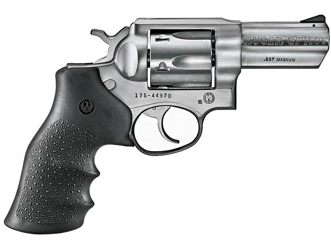 ruger gp100, revolver, revolvers, concealed carry handguns, concealed carry handguns buyer's guide, concealed carry revolver, concealed carry revolvers