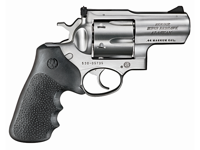 ruger super redhawk, revolver, revolvers, concealed carry handguns, concealed carry handguns buyer's guide, concealed carry revolver, concealed carry revolvers