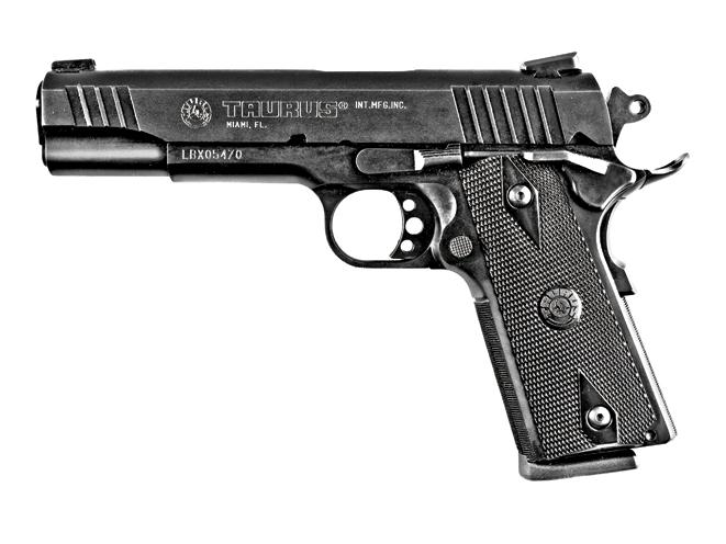 1911, 1911 pistol, 1911 pistols, 1911-style pistols, 1911 gun, 1911 handgun, Taurus 1911FS