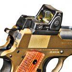 combat handguns, combat handguns products, combat handguns june 2015, APO Custom Reflex-Ready Pistols