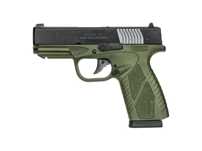 bersa, bersa pistols, bersa gun, bersa concealed carry, bersa bp9cc