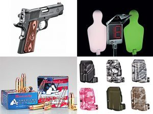 27 New Products From COMBAT HANDGUNS June 2015, combat handguns, combat handguns products