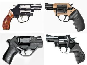 revolver, revolvers, concealed carry handguns, concealed carry handguns buyer's guide, concealed carry revolver, concealed carry revolvers