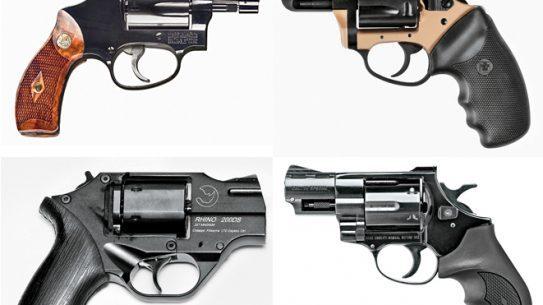 revolver, revolvers, concealed carry handguns, concealed carry handguns buyer's guide, concealed carry revolver, concealed carry revolvers