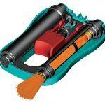 Kimber PepperBlaster II, kimber, pepperblaster II, kimber america, pepperblaster II spray, pepperblaster II internal