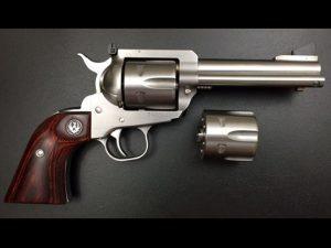 Ruger Flattop .357 Magnum/9mm Convertible Revolver, Ruger Flattop