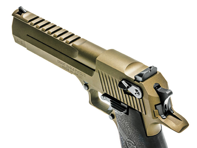 Magnum Research's Desert Eagle Mark XIX  50 AE