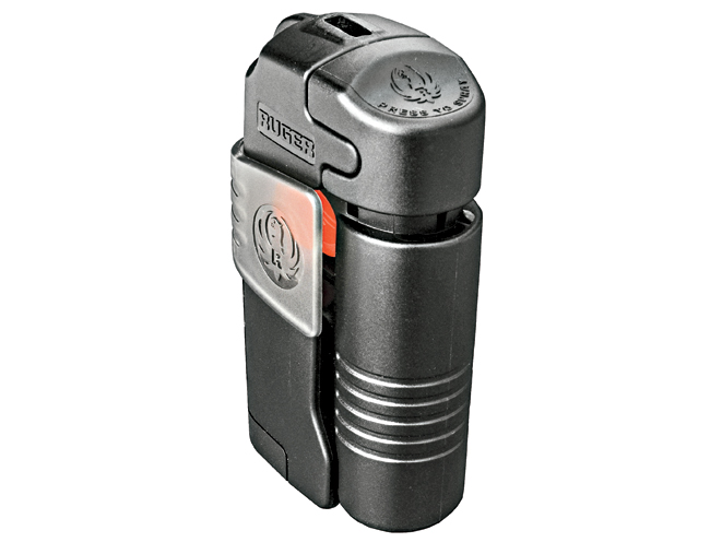 pepper spray, pepper sprays, pepper spray system, pepper spray weapon, less-lethal, pepper spray less-lethal, pepper spray, ruger ultra pepper spray system, ruger ultra pepper spray system