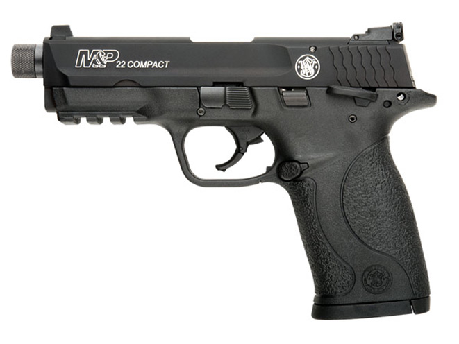 Smith & Wesson M&P22 Compact Suppressor Ready Pistol, M&P22 Compact Suppressor Ready Pistol, M&P22 Compact suppressor