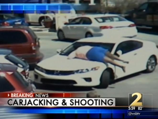 Smyrna Georgia Carjacking, carjacker, carjacking