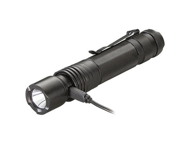 Streamlight, ProTac HL USB, ProTac HL USB flashlight, streamlight flashlight, ProTac HL USB action
