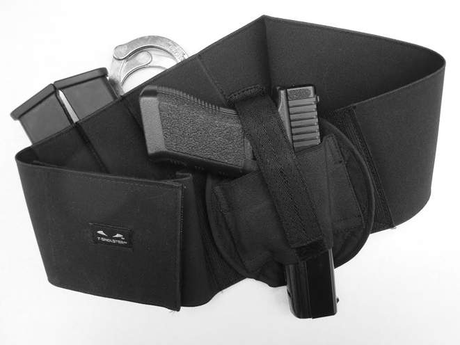 360BBH Belly Band Holster, 360BBH, t-sholster