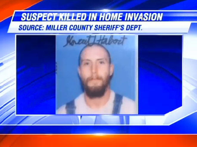 Texarkana Home Invasion, home invasion, home invader, garret halbert