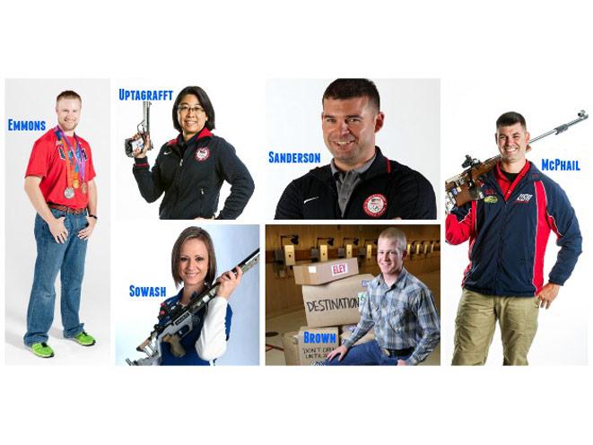USA Shooting, USA Shooting spring selection, USA Shooting world cup