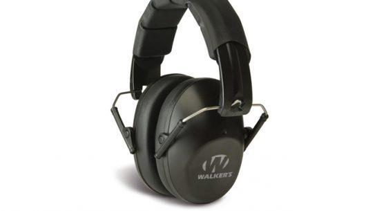 Walker's Game Ear PRO-Low Profile Folding Muffs, PRO-Low Profile Folding Muffs, walker's game ear
