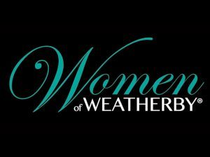 Women of Weatherby, weatherby, weatherby women