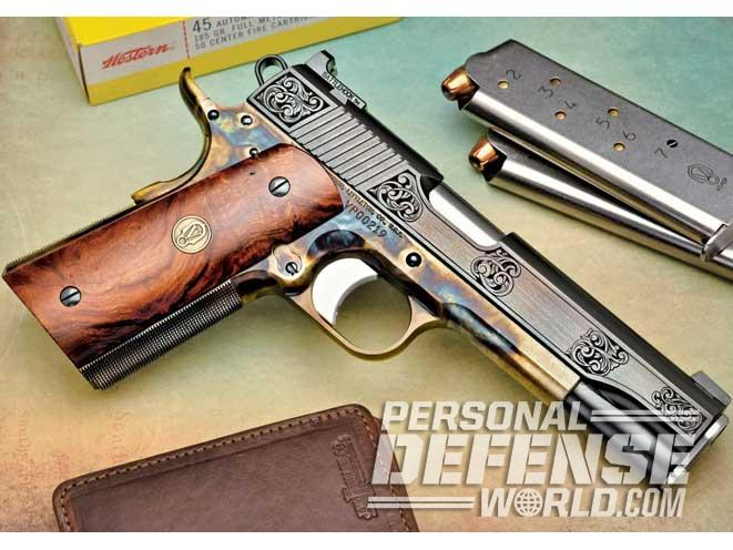 the history and legacy of the 1911 pistol