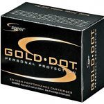 self-defense ammo, self-defense ammunition, ammo, ammunition, speer gold dot
