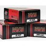 self-defense ammo, self-defense ammunition, ammo, ammunition, black hills