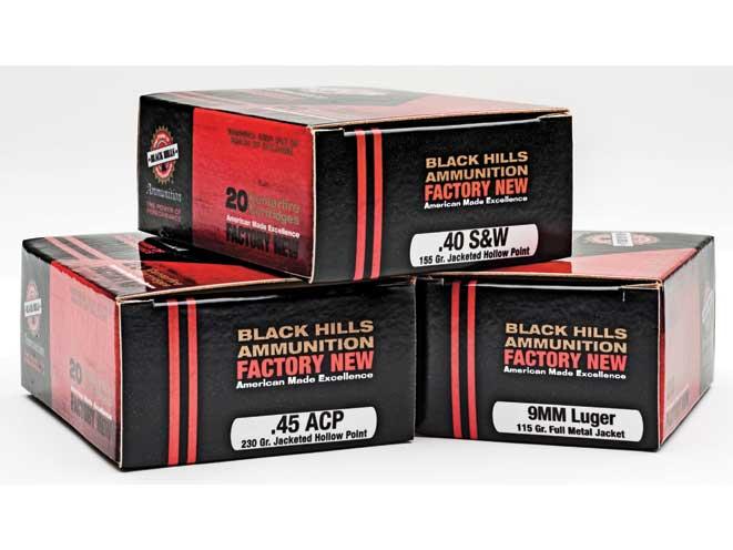 self-defense ammo, self-defense ammunition, ammo, ammunition, black hills