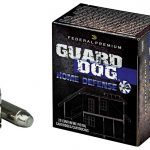self-defense ammo, self-defense ammunition, ammo, ammunition, federal guard dog
